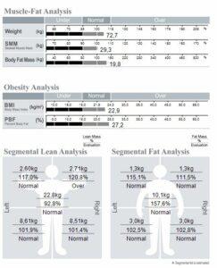 lichaamsanalyse
